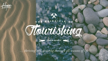 Principle of Flourishing